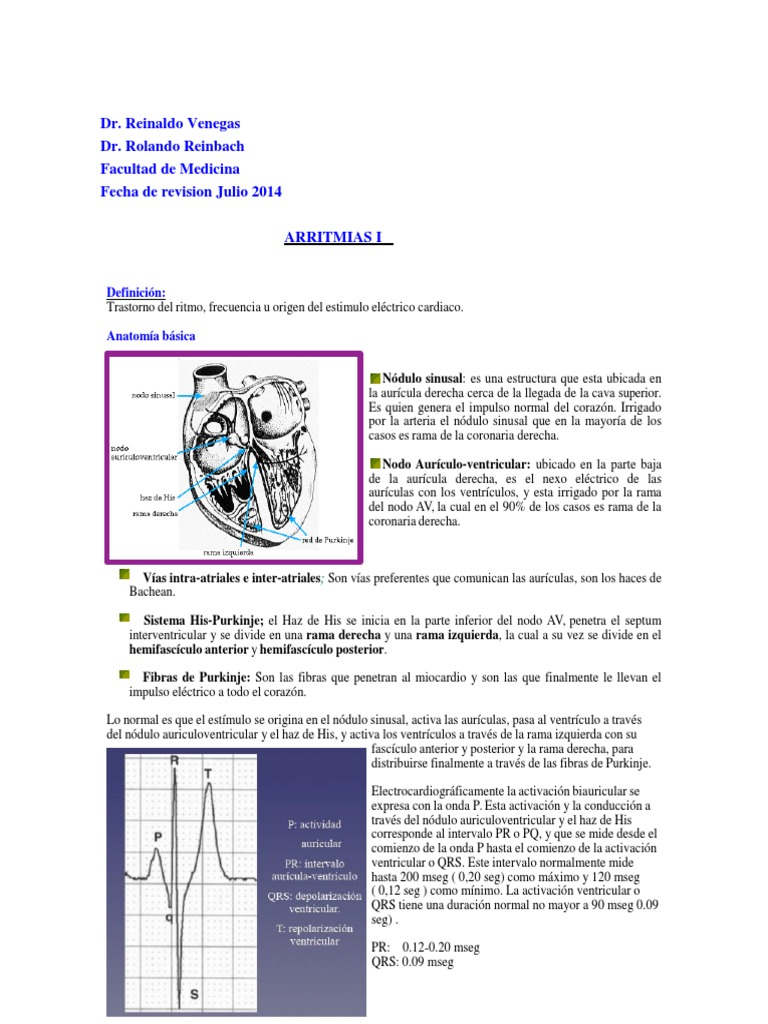 Arritmias Manual UdeC
