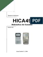 Ejemplo de HP HICA