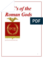 The ABCs of Roman Gods