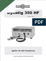 Manual Dynatig 350