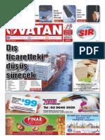 Yeni Vatan Weekly Turkish Newspaper September 2015 Issue 1818