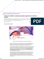 Ultrassom estético_ usado para quebrar gorduras e reduzir a celulite _ Minha Vida.pdf