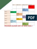Program AnulI