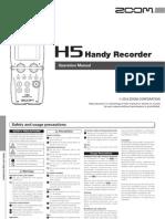 Manual h5 Zoom