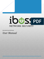 Manual iBoss Enterprise