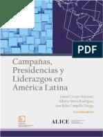Campanas Presidencias y Liderazgos en AL