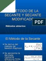 métodos numericos