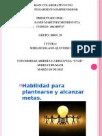 Pensamiento-emprendedor Ferneis Martinez