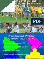 Approche systémique de la préparation physique enfootball Gga Con 2010