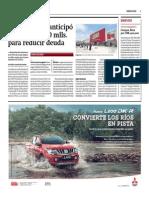 Maestro Peru anticipó pago de US$ 170 Millones