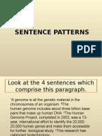 Sent Patterns