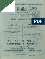 El Diablo Rojo 2 1903