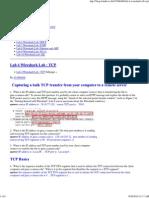 » Lab 4 Wireshark Lab _ TCP..