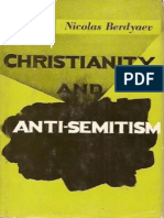 Christianity and anti-semitism - Nicolas Berdyaev (with Commentary and Notes by a. a. Spears)