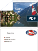 Geografie - Austria