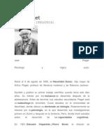 Jean Piaget_Repertorio de Obras
