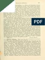 Bergmann, Recensione (1910)