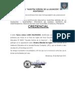 CREDENCIALES PARA  PROFESORES.docx