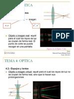 OPTICA- lentes