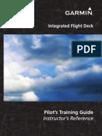 Guia de Instrucciones Para Piloto - Garmin 1000