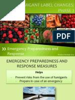 Emergency Preparedness Pres