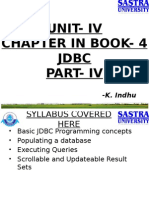 Chapter4_JDBC_PartIV