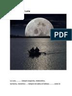 Poesías de La Luna