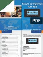Manual Icu 402 v1 r3 - Espanhol