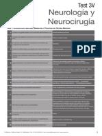 Test CTO 3V - Neurología