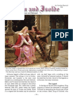 Tristan and Isolde - A Medieval Story of Love and Betrayal