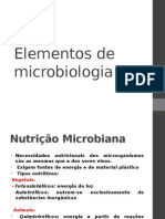 Elementos de Microbiologia 2