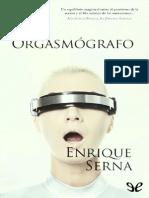 El orgasmógrafo