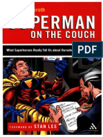 Danny Fingeroth Superman on the Couch