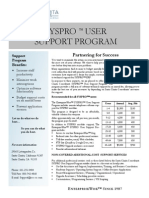 EnterpriseWise SYSPRO Support Program - Santa Clarita Consultants