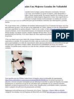 Relaciones Ocasionales Con Mujeres Casadas De Valladolid