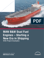 The Man b Amp w Duel Fuel Engines Starting a New Era in Shipping