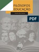 Os Filósofos e a Educação
