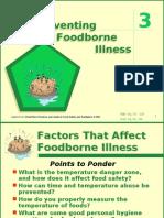 Food Safe Chapter 3-Green McSwane