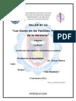 TALLEr N°03