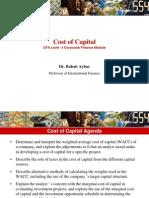 Shpenzimet Kapitale - Cost of Capital