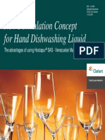 Hostapur SAS - Hand Dishwashing - Venezuela
