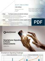 Qualcomm 4G Signaling Power