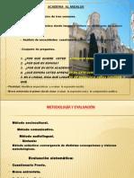 Diseño curricular de Unidad didáctica de Español como Lengua Extranjera