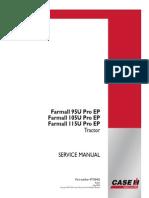 Case IH U115 Service Manual