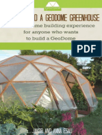 Build a GeoDome