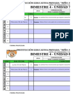 Temario Capacidades Bimestre IV 2015i 2015 Iepnj