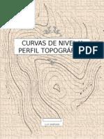 Curvas de Nivel y Perfil Topográfico