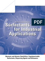 Surfactants for Industrial Applications[1]