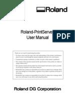 Roland-Print Server