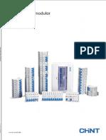 B01 Catalogo tecnico - Aparamenta Modular DIN.pdf